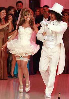 Vestidos de novia panini